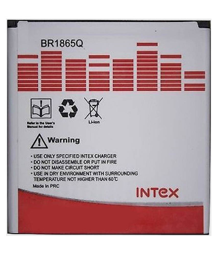 Intex 4470 Pro OG Battery 1800 mAh