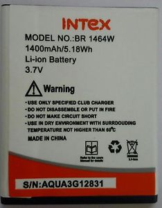 Intex Aqua 3G/Y11 OG Battery 1400 mAh