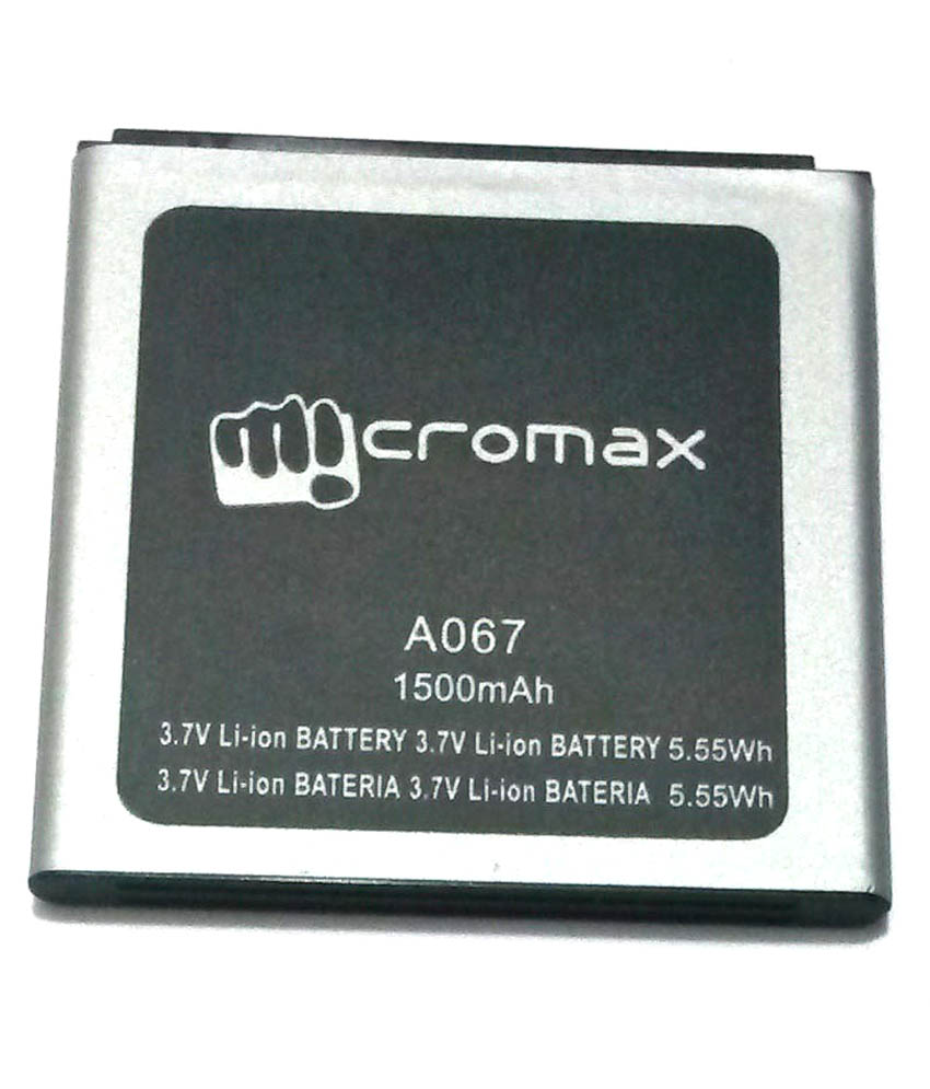 Micromax Bolt A067 OG Battery 1300 mAh