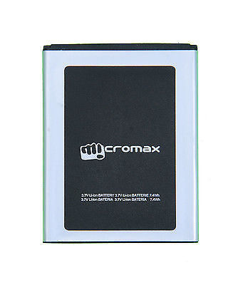 Micromax Canvas Doodle 3 (A102) OG Battery 2500mAh