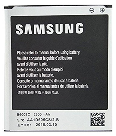 Samsung Galaxy S4 I9500 Original Battery 2600 mAh