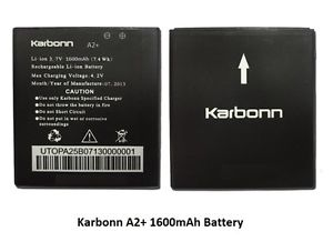 karbonn a2 plus OG Battery 1600 mAh